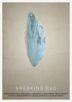 Image of Breaking Bad poster