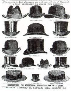 Mens Hats: Great Gatsby Era Hat Styles - Julien Papin - - Mens Hats: Great Gatsby Era Hat Styles Yes, you can find all of these hats at our Dandy's complimentary… - Types Of Mens Hats, Hats For Men, Women Hats, Hat Men, Dandy, Look Vintage, Vintage Men, Vintage Hats, Vintage Films