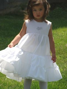 Nanny Etticoat PDF pattern  Ellie Inspired by EllieInspiredClothes, size 1 - 12