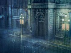 El extraño mundo de Rain. #PS3