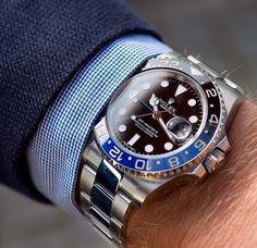Rolex GMT II BLNR