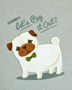 Pug it Out Card - Philippines