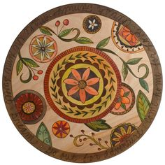 Sticks Lazy Susan #84- FREE SHIPPING