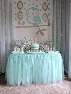 20 temas para baby shower & 22 Cute and Low Cost DIY Decorating Ideas for Baby Shower Party ...