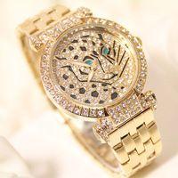f1bfb9d8ae888 ... Store on Aliexpress.com -. Bracelet WatchBangle BraceletsBanglesDiamond  WatchesWomen s WatchesFashion BrandFashion WomenFemale TigerLeopard Dress
