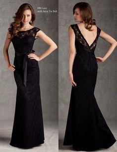 Mori Lee 696 Bridesmaid Dress | For my tall and skinny :)