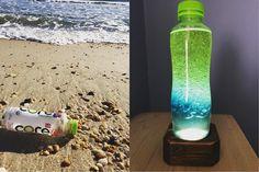 From trash on the shore to a new clean ocean creation. #cleanocean #recycle #savetheoceans #riseaboveplastics #environment #oceanpollution #plasticpollution #savemarinelife #newjerseyocean #jerseyshore #philly#defendourcoasts #newjersey #surfrider #belmar #belmarbeach #4ocean