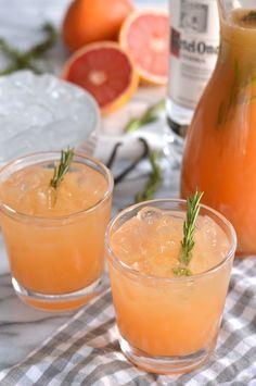 vanilla greyhound pitcher cocktail