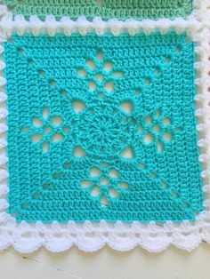 pattern Victorian Lattice Square by Destany Wymore www.ra… easy enough to figure out Victorian Lace crochet motif b This Pin was discovered by Lis Japanese Crochet Squares As Coasters crochet baby blanket or throw Crochet Blanket Edging, Crochet Motifs, Crochet Blocks, Granny Square Crochet Pattern, Crochet Squares, Crochet Patterns, Granny Squares, Crochet Granny, Afghan Patterns