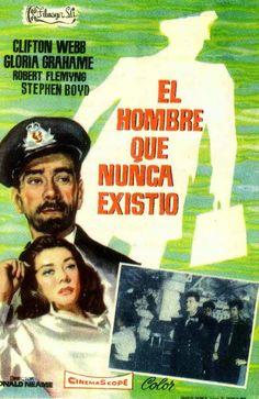 EL HOMBRE QUE NUNCA EXISTIÓ (1956)