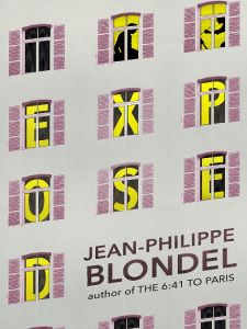 After his very successful tours for The to Paris the author is back: Jean-Philippe Blondel on Tour May with Exposed (fiction) Release date: June 2019 at New Vessel Press 157 pages ISBN: Website New Books, Good Books, Jean Philippe, City Library, Free Reading, Facebook Sign Up, Free Ebooks, Thriller