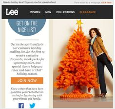 Four Ways to Segment Email Subscribers for the Holidays