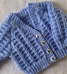 Little Loops baby cardigan Knitting pattern by Seasonknits - Crochet , Little Loops baby cardigan Knitting pattern by Seasonknits Little Loops baby cardigan Strickmuster. Knitting Patterns Uk, Baby Cardigan Knitting Pattern Free, Love Knitting, Cardigan Pattern, Baby Patterns, Crochet Patterns, Cardigan Bebe, Blue Cardigan, Baby Boy Cardigan