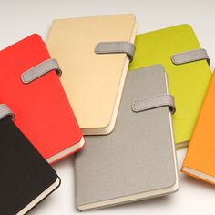 Arwey notebooks are beautiful and understated. $15