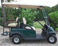 Golf Cart Handel - Club Car Precedent als Viersitzer Baujahr 2010 Golf Cart / Golfcar Gebrauchtfahrzeug