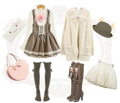 Latte Princess by Wonderholichime