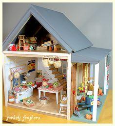Dollhouse store!