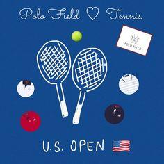 Vive le Tennis ! 🎾 🇺🇸 U.S. OPEN Tennis Championships | 2016 . . #USOpen #NewYork #tennis #tennistime #goodvibes #dessin #picoftheday #instapic #sport #colours #photooftheday #kids #kidswear #kidsstyle #children #kidsfashion #style #kid #mode #enfant #photodujour #mercredi #bonnejournee #couleurs #enfants #modeenfants #eshop #igerslyon #france #polofield_official