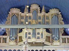 Organ in Jork
