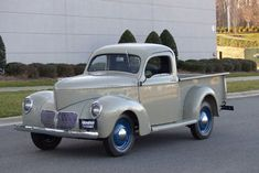 1940 Willys Overland