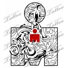 ironman triathlon tattoo - Google Search