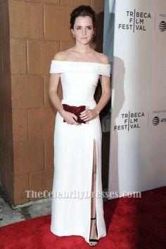 Emma Watson White Of