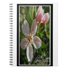 #Spring Blossom Notebook - #office #gifts #giftideas #business