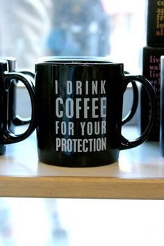 Needed coffee mug