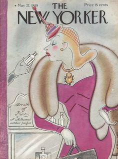 May 27, 1939 - Rea Irvin
