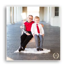 Brothers, holiday photos, reldands by Simple Smiles Photography