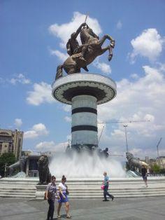#Skopje