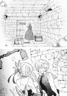"""It's because you called out my name that I stood up."" 
