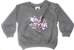 Beautiful sweatshirt for kids from the Danish brand Holly's