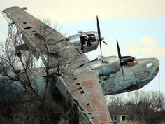 Abandoned aircraft monuments in Ukraine..............   ................................♥...Nims...♥