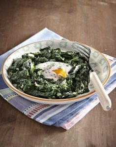 cooking, styling & food styling Antonia kati  /olivemagazine.gr Egg Dish, Palak Paneer, Food Photo, Food Styling, Whole Food Recipes, Clean Eating, Food And Drink, Gluten Free, Meals
