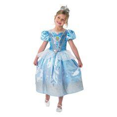 Assepoester Kostuum | Disney Glitter | Kinder Verkleedkleding