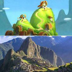 El equipo creativo de El emperador y sus locuras (2000) viajó a Perú en 1996 para observar los tesor... - ELLE.es