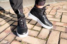 Nike Air Force Ultra Mid Black