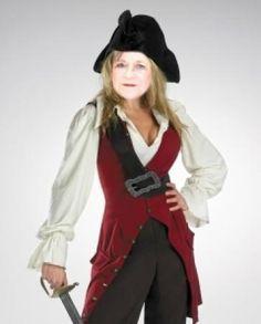 Pirate Elizabeth - Third Mate!