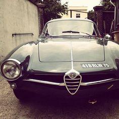 Alfa Romeo Giulietta SS #maseraticlassiccars