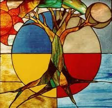 stained glass sun - Google Search