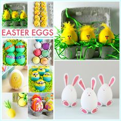 20 Easter EGG TUTORIALS! - The 36th AVENUE