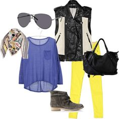 spring, please!, becabbotstyle.polyvore.com