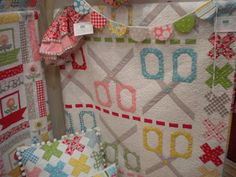 A Quilting Life: The Colors of Market