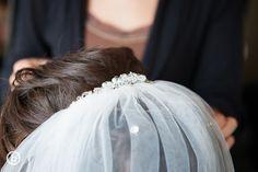 The Midland Wedding   Freeland Photography   veil