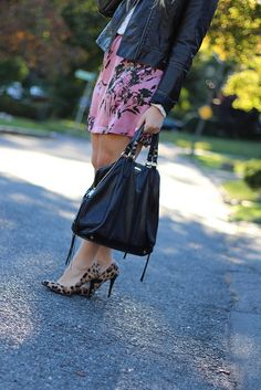 Living After Midnite: Room for Style: Fall Layering