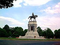 Monument Avenue - Richmond, Virginia - Yahoo! Travel my great Aunt lived on Monument Ave.