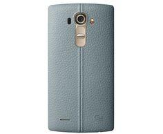 Carcasa de cuero auténtico en color azul para tu smartphone LG G4 Lg G4, Tablets, Find Picture, Smartphone, Color Azul, Door Handles, Summer 2016, Cover, Leather