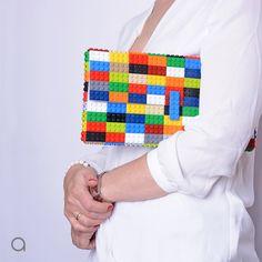 #Lego s imbrique dans les univers artistiques #pochette #fashion
