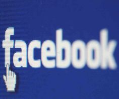 Facebook up as political campaign news source